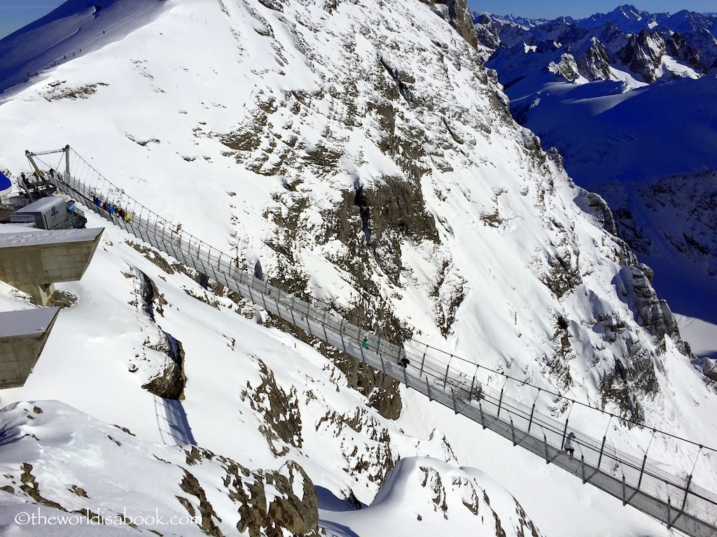 Titlis Cliff Walk Switzerland