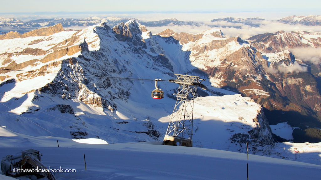 Titlis Rotair Switzerland