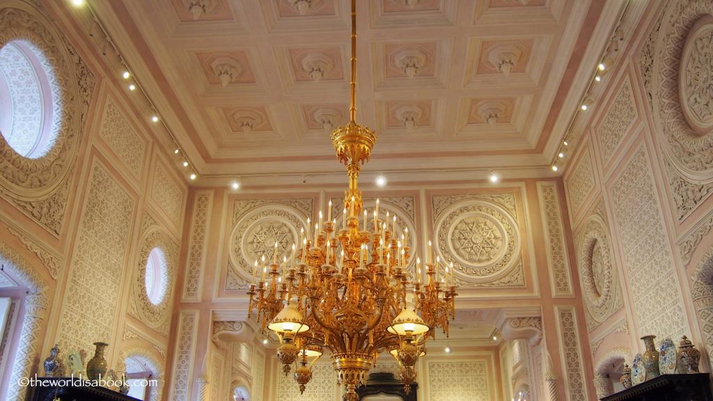 Pena Palace interior