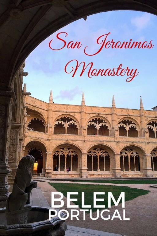 San Jeronimos Monastery