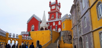 Photo Tour of Pena Palace in Sintra, Portugal