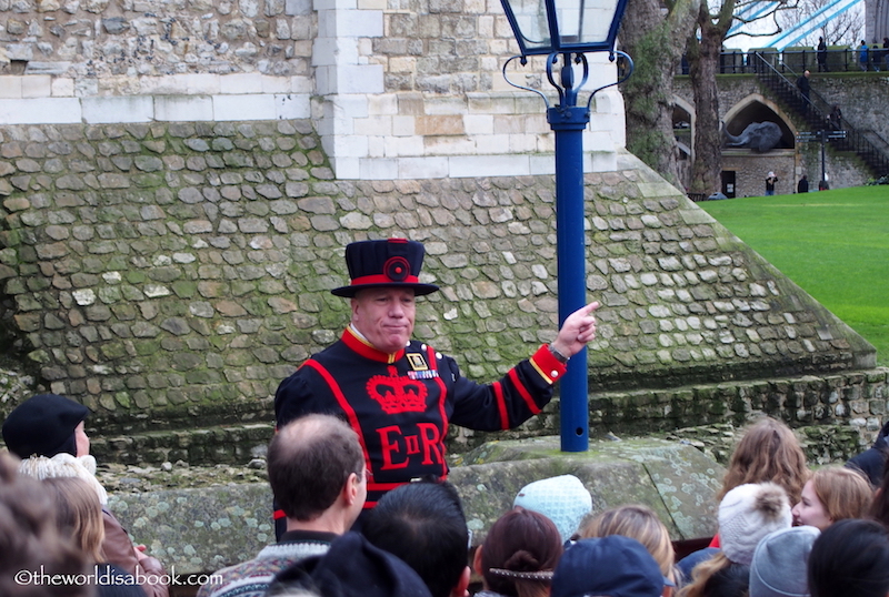 Yeoman Warder Tour
