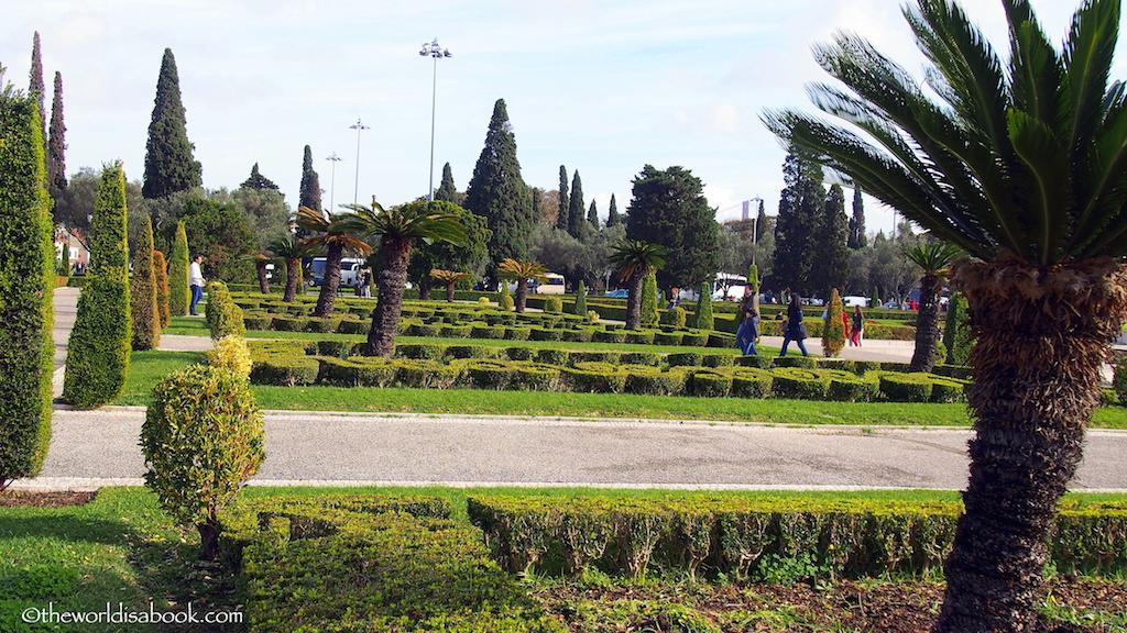 belem Garden Portugal