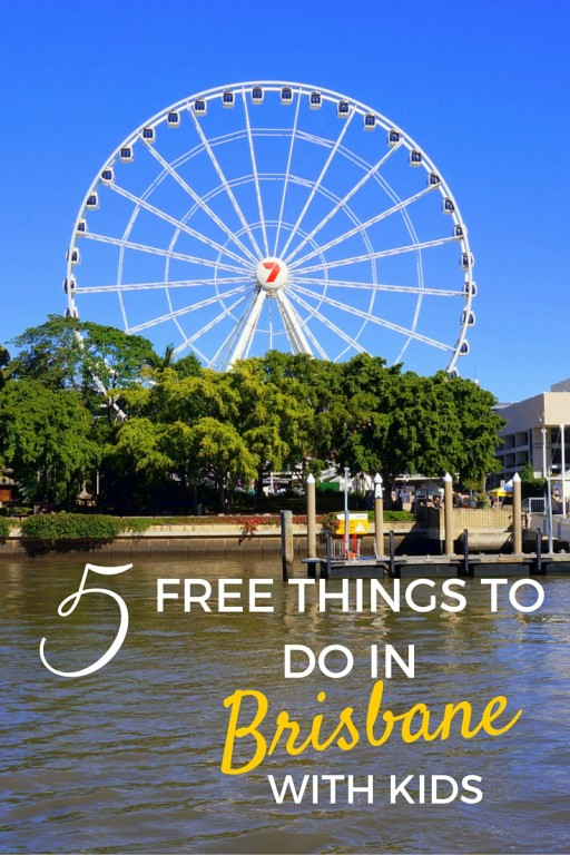 5 free things to do in brisbane australia with kids the world is a book. Black Bedroom Furniture Sets. Home Design Ideas