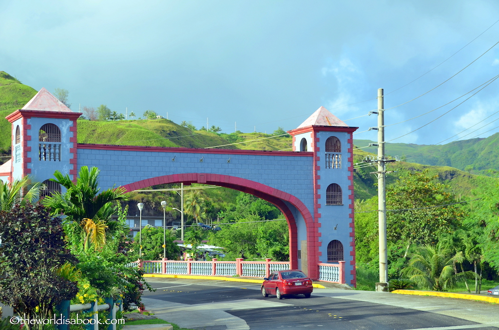 Guam Umatac Bridge