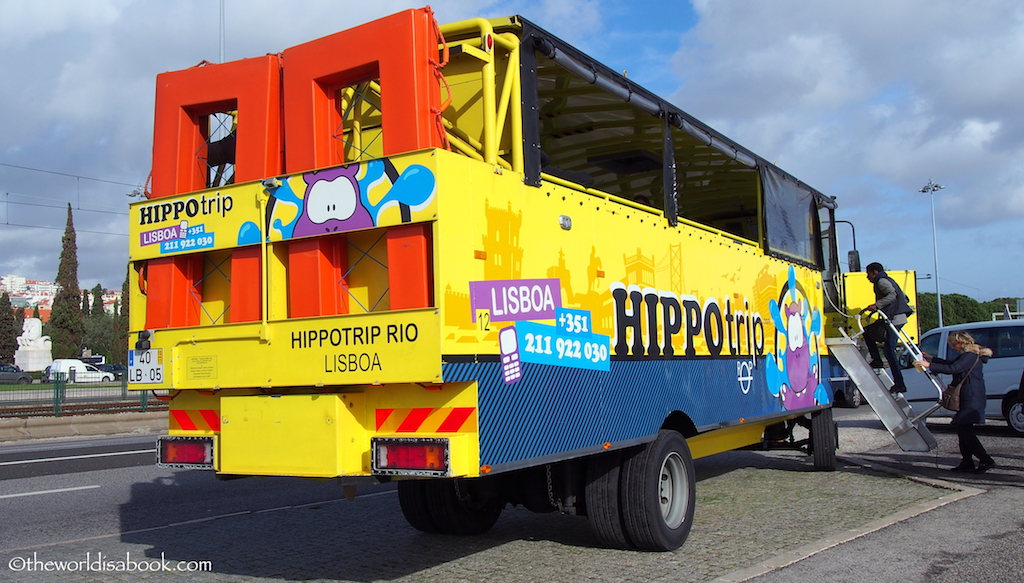 Hippo Trip Lisbon