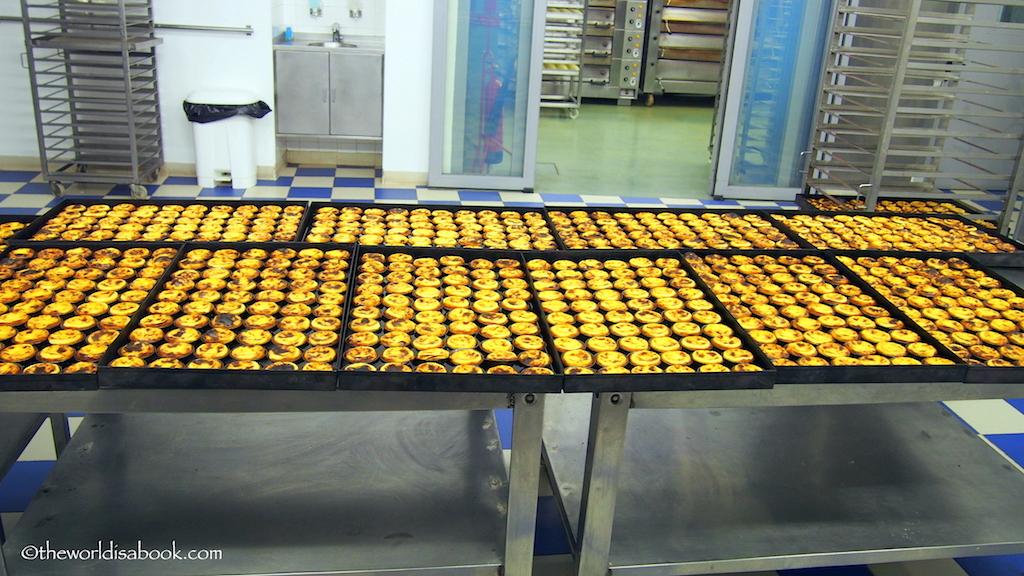Pasteis de Belem bakery