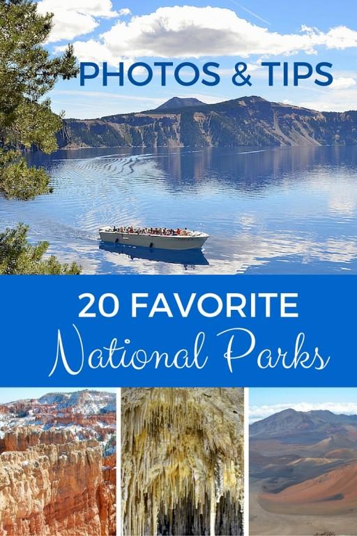 National Parks tips