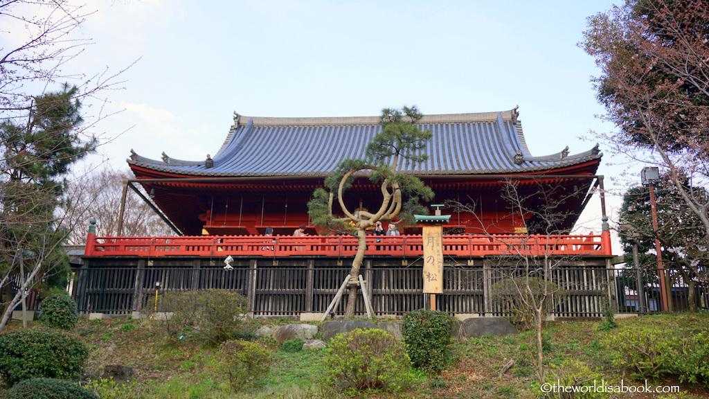 Ueno Park Kiyomizu Kannon-do Temple