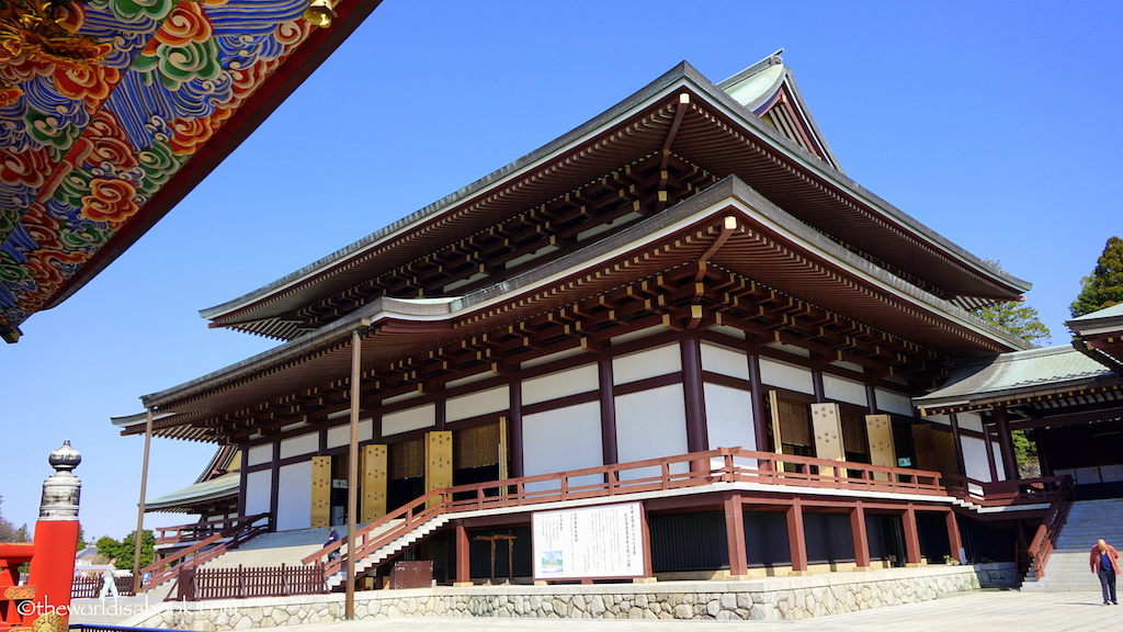 Great Main Hall or Daihondo