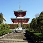 A Visit to Naritasan Shinshoji Temple
