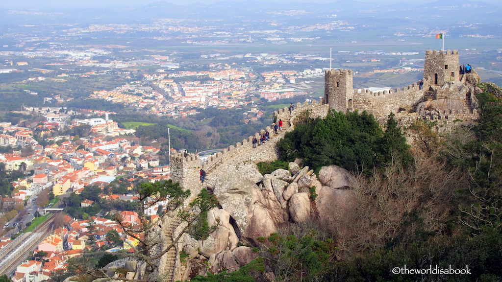 Moorish Castle Sintra