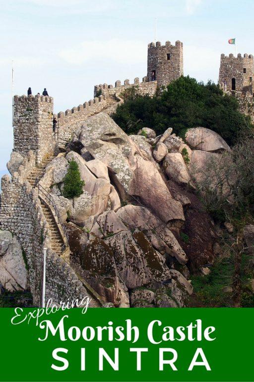 Moorish Castle Sintra with kids