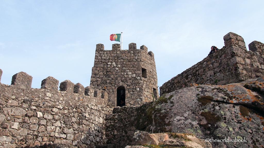 Castelo dos Mouros or The Moors Castle