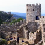 Exploring the Moorish Castle of Sintra
