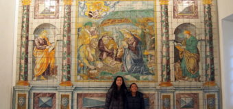 Visiting the National Tile Museum in Lisbon