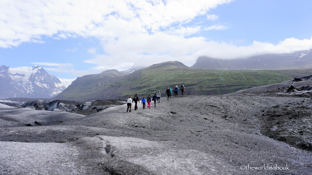 Iceland Glacier hiking