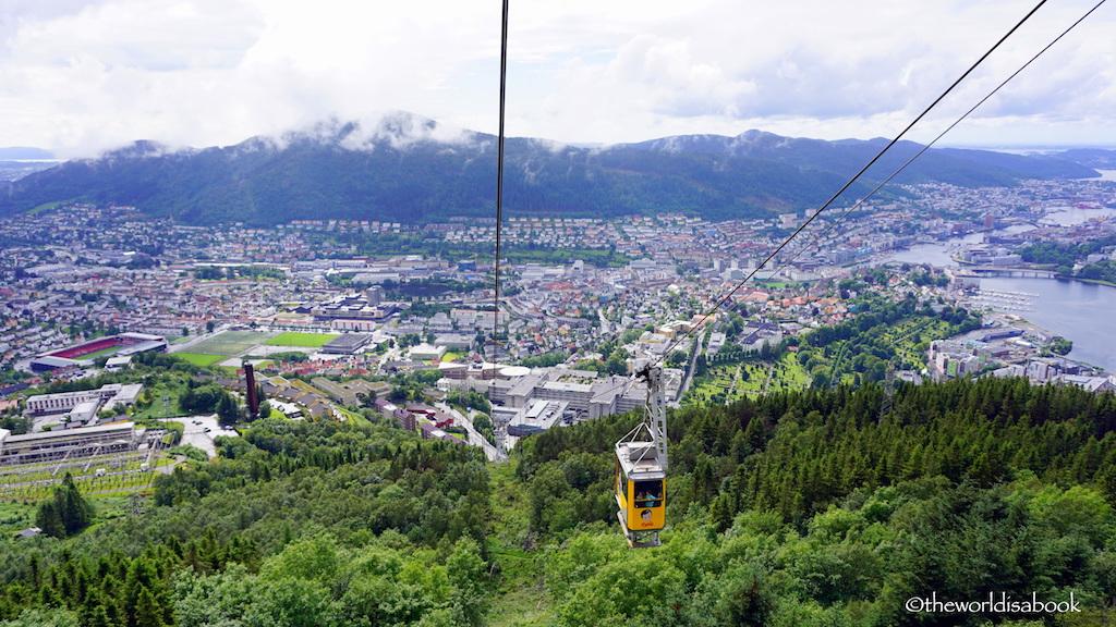 Mount Ulriken Bergen Norway