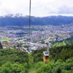 Seeing Bergen, Norway from Above