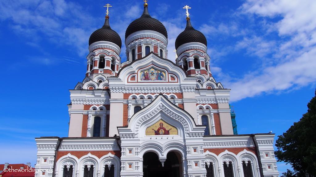 St. Alexander Nevsky Church Tallinn