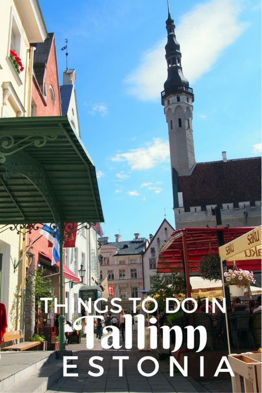 THINGS TO DO IN TALLINN