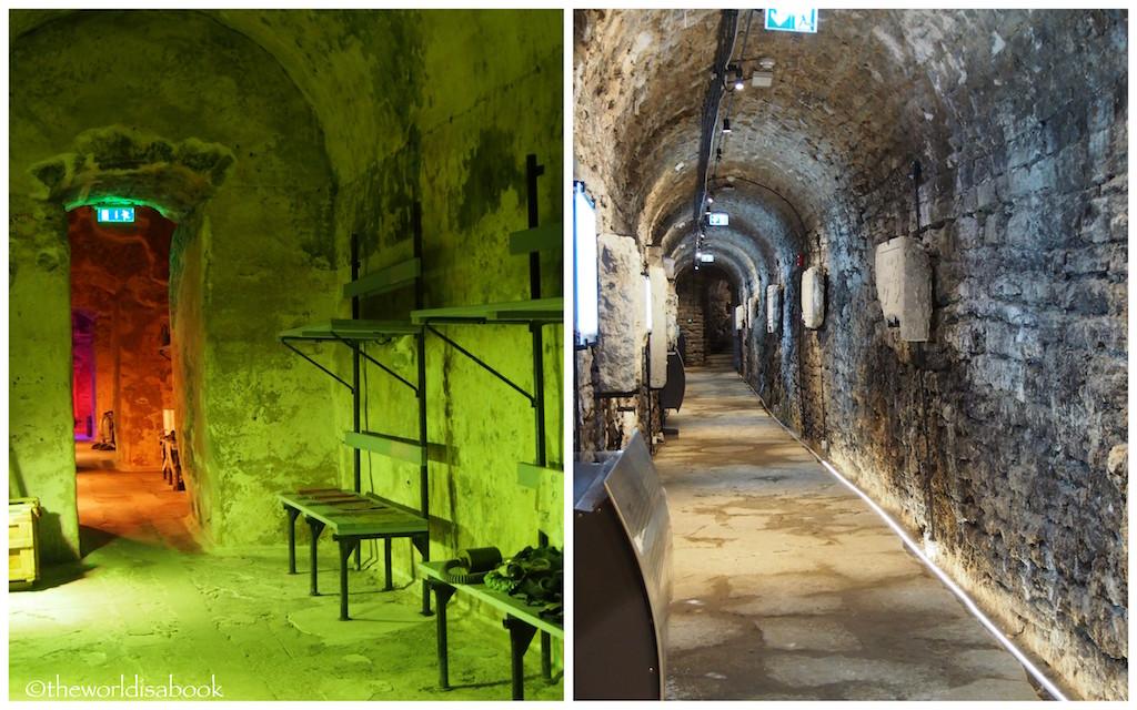 Tallinn Bastion Tunnels