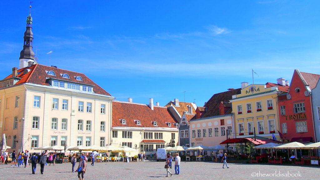 11 Things To Do In Old Town Tallinn Estonia The World Is A Book