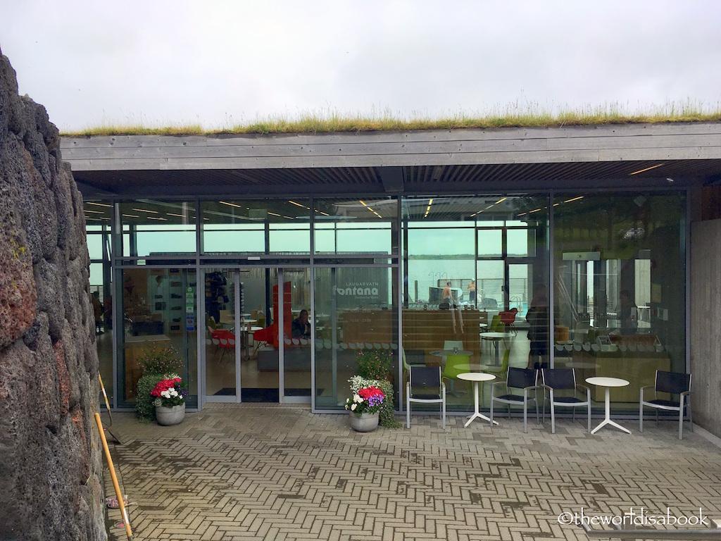 Laugarvatn Fontana Iceland