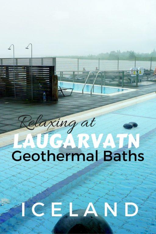 Laugarvatn Geothermal Baths Iceland