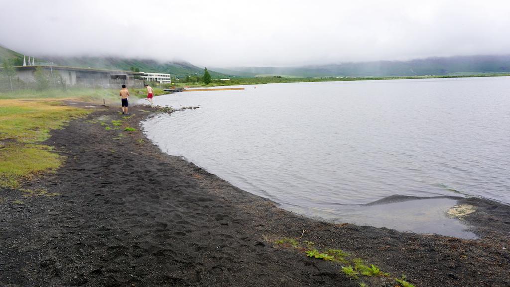 Laugarvatn lake Iceland