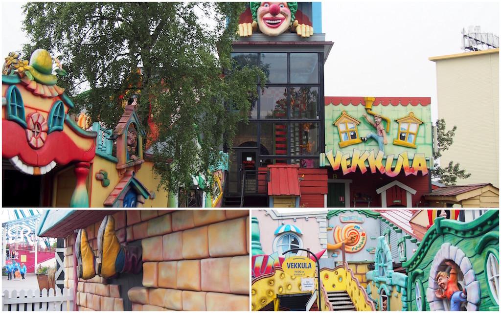 Linnanmaki Fun House