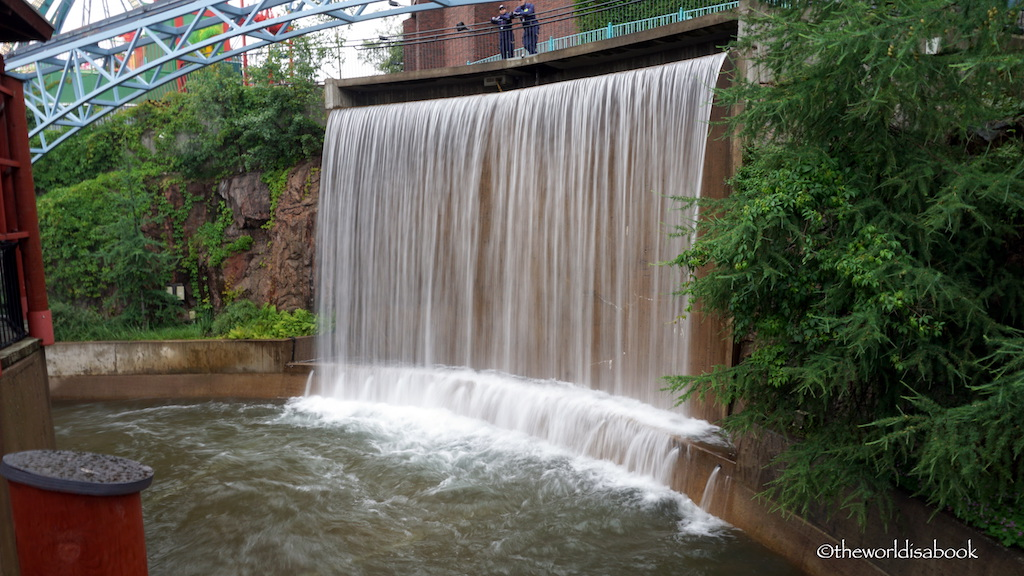 linnanmaki-waterfall