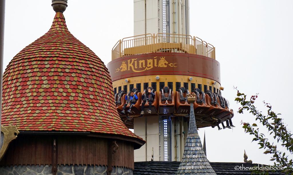 Linnenmaki Kingi Ride