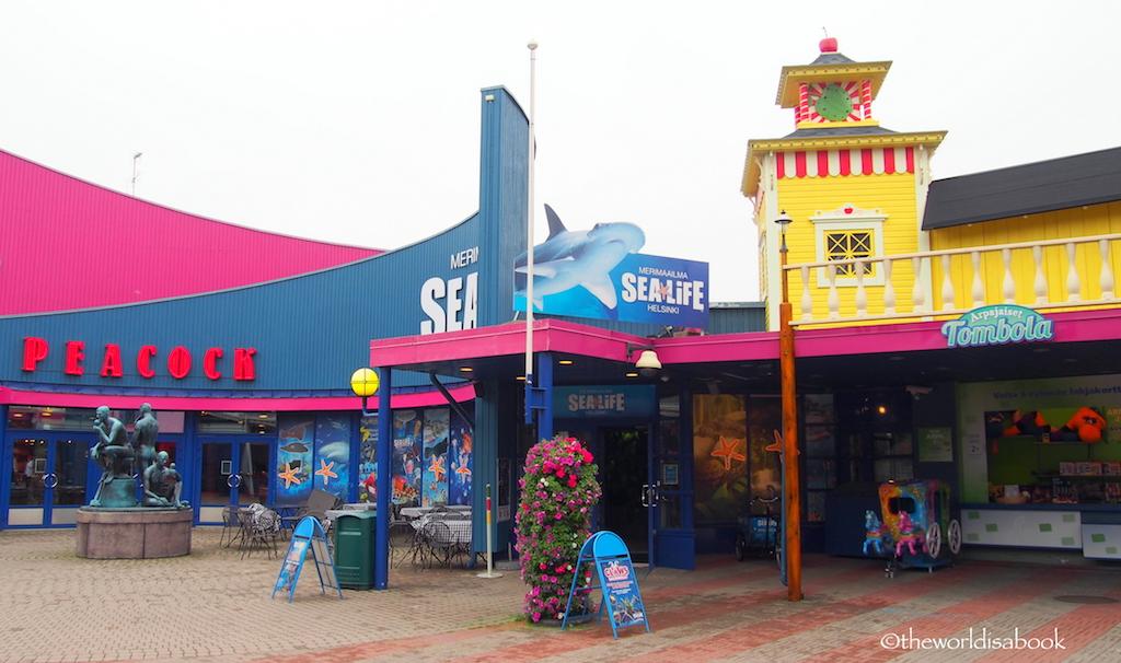 Linnnanmaki SeaLife