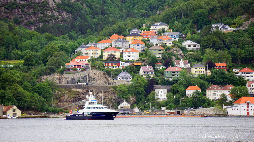 Fjord cruise from Bergen