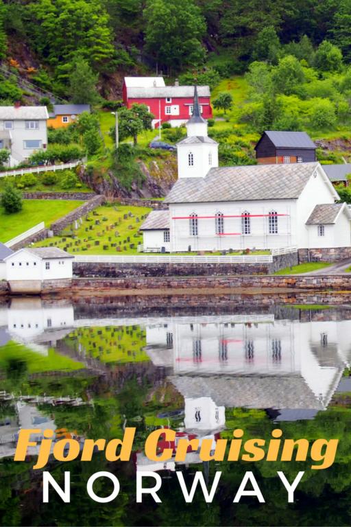 fjord cruising norway