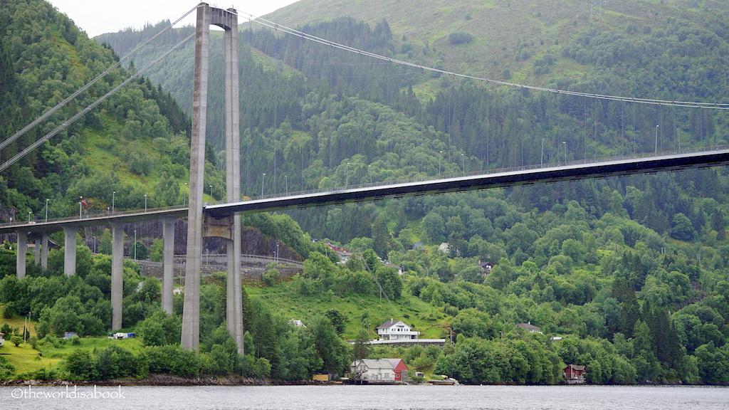 norhordalands bridge norway