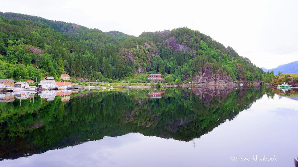 rodne fjord cruise from bergen