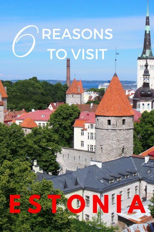 why visit estonia
