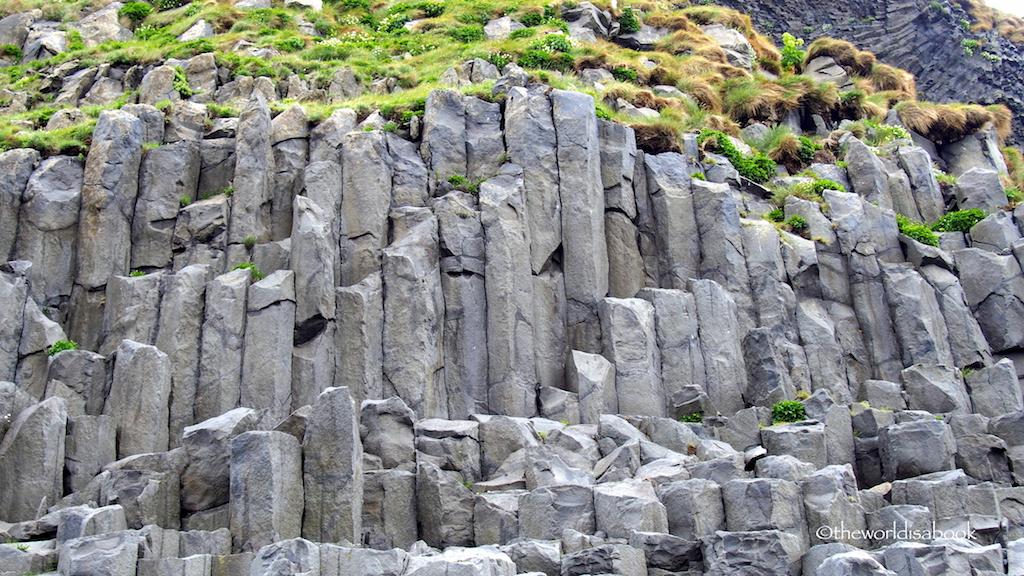 Reynisfjara Iceland basalt columns