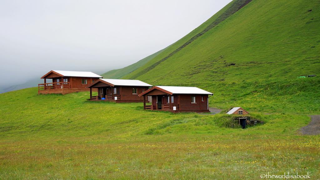 reynisfjara beach cabins