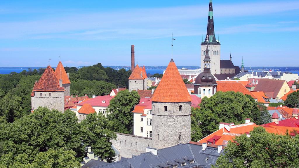 Old Town Tallinn