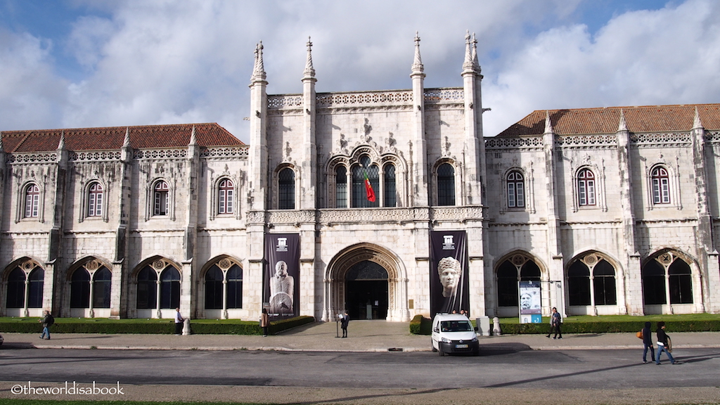 Lisbon museum