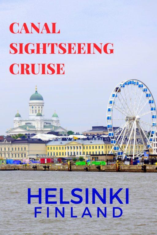 HELSINKI SIGHTSEEING cruise