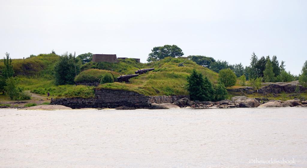 Suomenlina fortress Helsinki