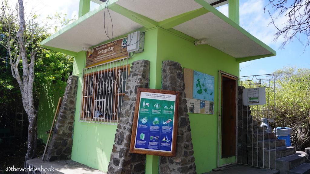 Tortuga Bay building