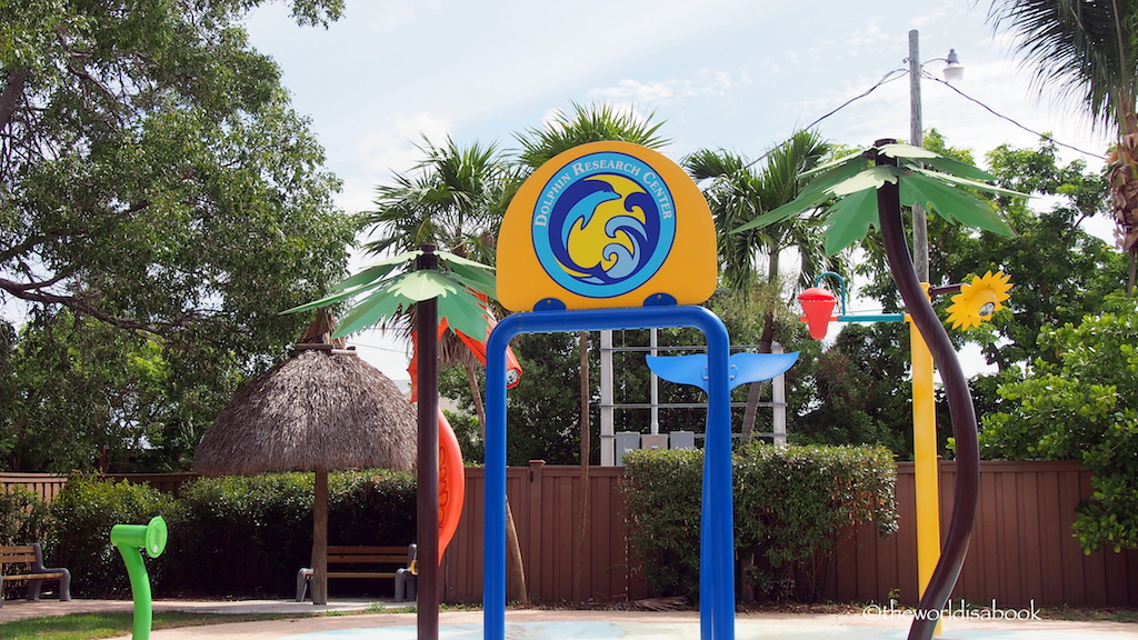 Dolphin Research Center Sprayground
