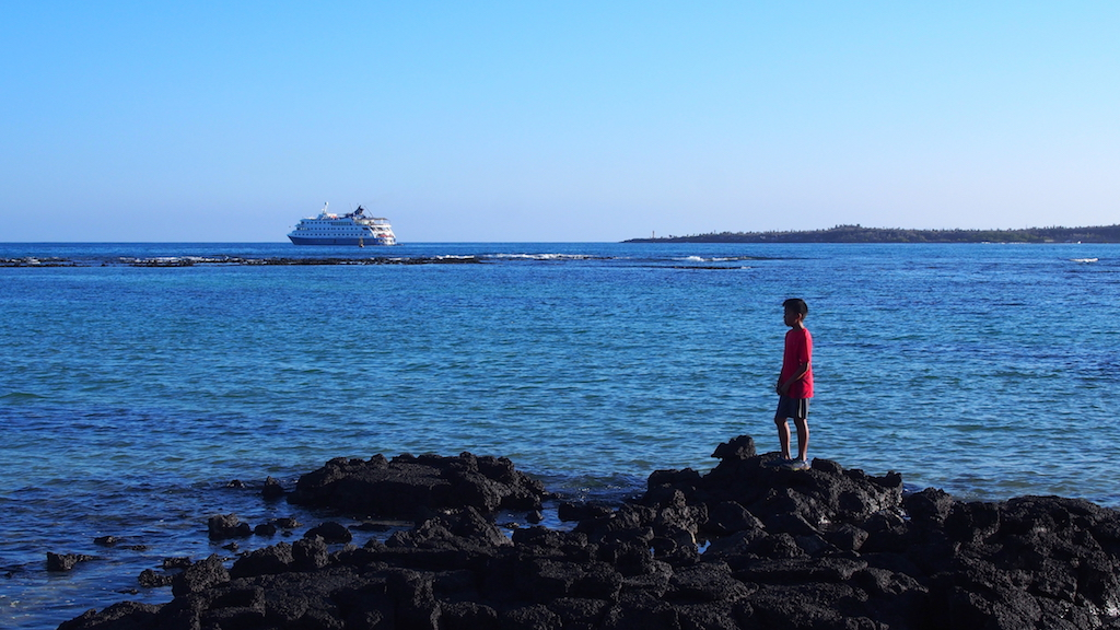 Galapagos with kids