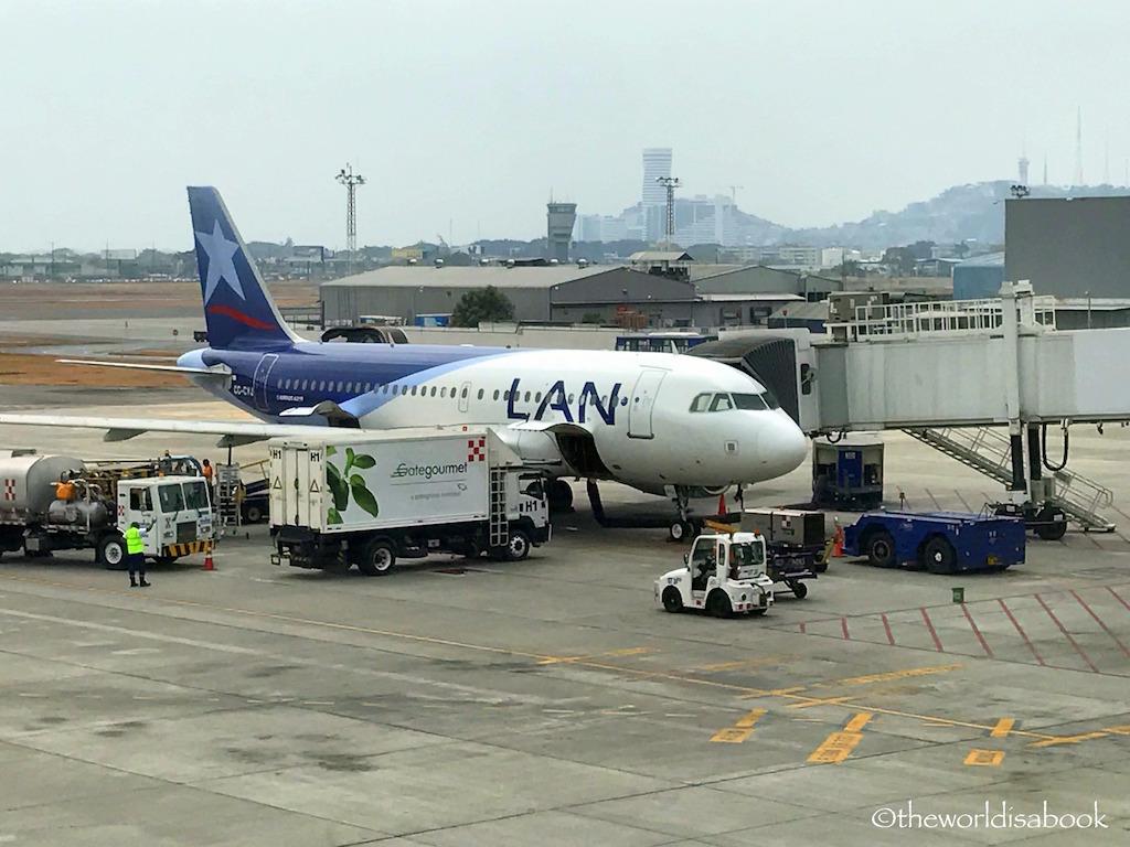 LATAM Airline Ecuador
