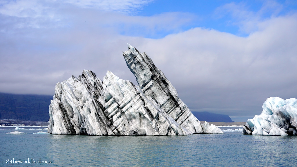 Jokulsarlon Glacier Lagoon iceberg